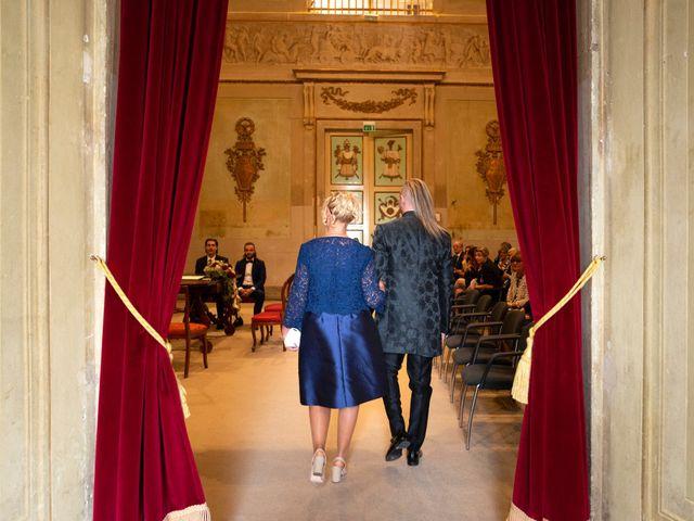 Il matrimonio di Emanuele e Cinzia a Pistoia, Pistoia 9