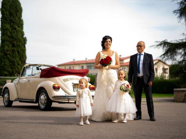 Il matrimonio di Emanuele e Cinzia a Pistoia, Pistoia 12