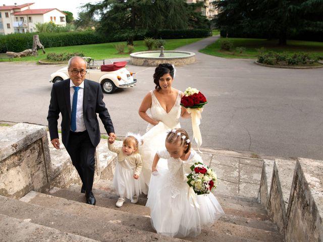 Il matrimonio di Emanuele e Cinzia a Pistoia, Pistoia 13