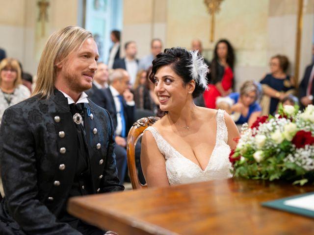 Il matrimonio di Emanuele e Cinzia a Pistoia, Pistoia 18