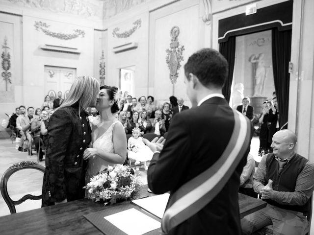 Il matrimonio di Emanuele e Cinzia a Pistoia, Pistoia 19
