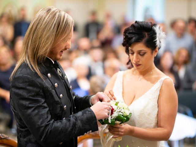 Il matrimonio di Emanuele e Cinzia a Pistoia, Pistoia 20