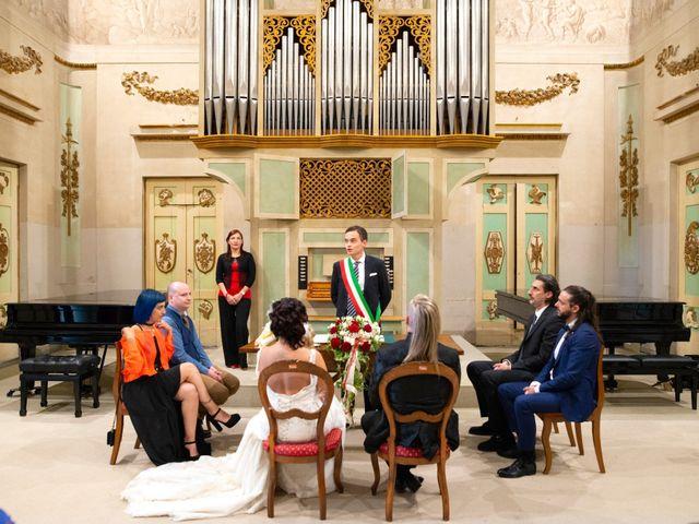 Il matrimonio di Emanuele e Cinzia a Pistoia, Pistoia 22