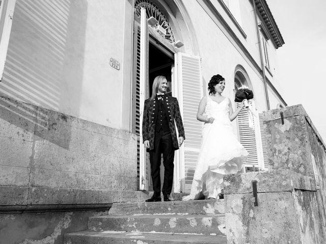 Il matrimonio di Emanuele e Cinzia a Pistoia, Pistoia 36