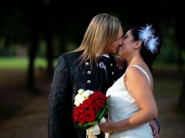 Il matrimonio di Emanuele e Cinzia a Pistoia, Pistoia 41