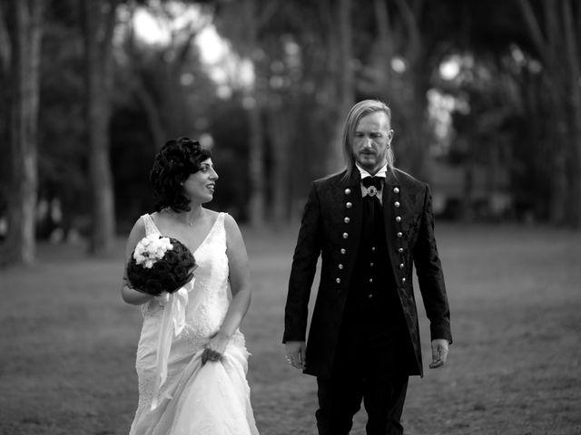 Il matrimonio di Emanuele e Cinzia a Pistoia, Pistoia 44