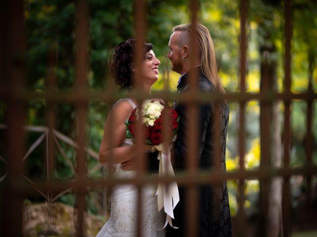 Il matrimonio di Emanuele e Cinzia a Pistoia, Pistoia 45