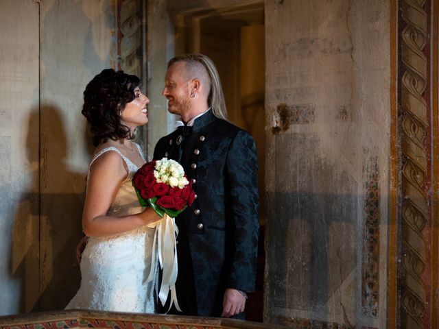 Il matrimonio di Emanuele e Cinzia a Pistoia, Pistoia 52