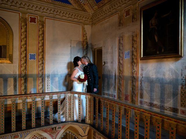Il matrimonio di Emanuele e Cinzia a Pistoia, Pistoia 53