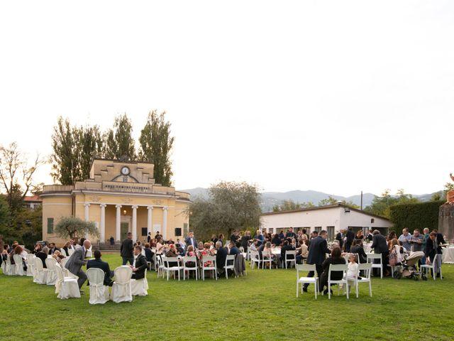 Il matrimonio di Emanuele e Cinzia a Pistoia, Pistoia 58