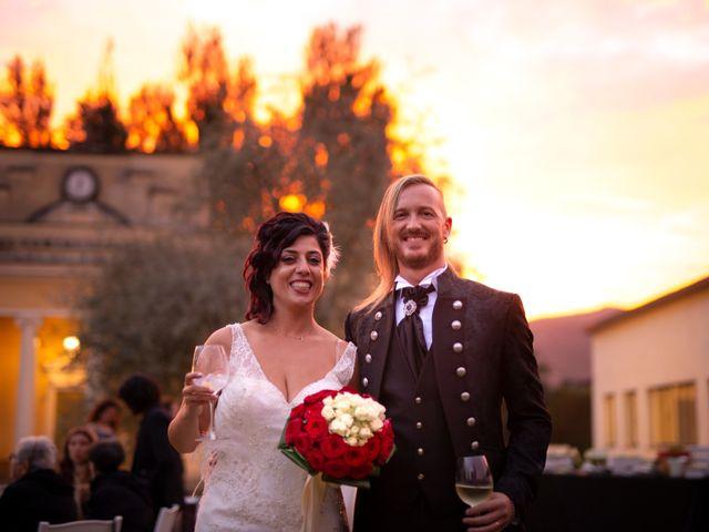 Il matrimonio di Emanuele e Cinzia a Pistoia, Pistoia 64