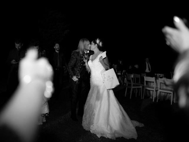 Il matrimonio di Emanuele e Cinzia a Pistoia, Pistoia 73