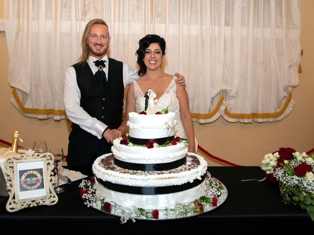 Il matrimonio di Emanuele e Cinzia a Pistoia, Pistoia 75