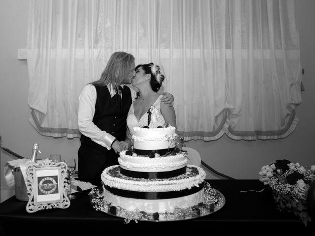 Il matrimonio di Emanuele e Cinzia a Pistoia, Pistoia 76