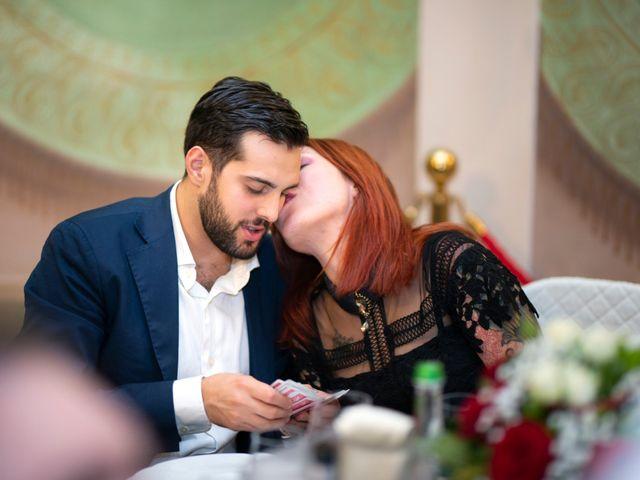 Il matrimonio di Emanuele e Cinzia a Pistoia, Pistoia 80