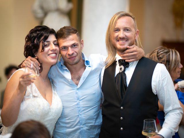 Il matrimonio di Emanuele e Cinzia a Pistoia, Pistoia 82