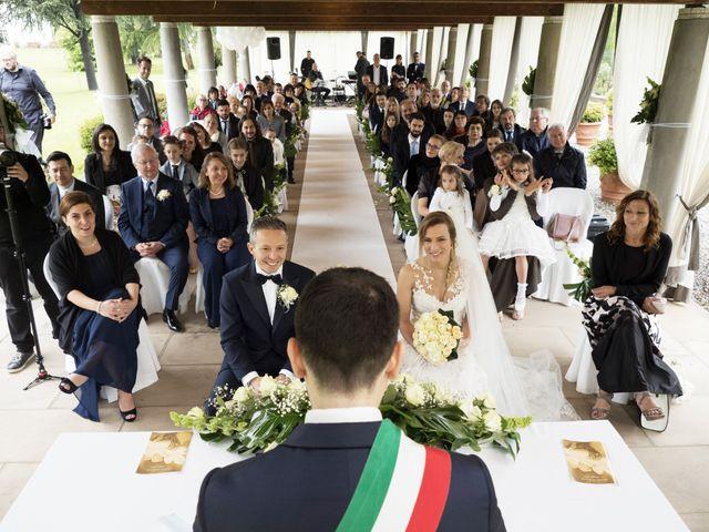 Il matrimonio di Corrado e Annalisa a Gambolò, Pavia 24