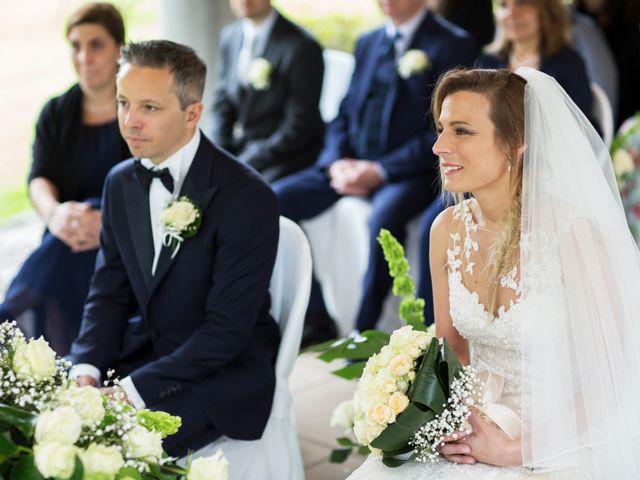 Il matrimonio di Corrado e Annalisa a Gambolò, Pavia 25