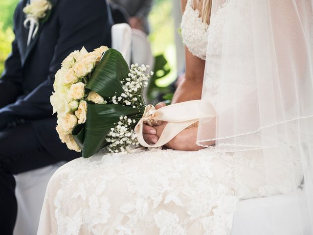 Il matrimonio di Corrado e Annalisa a Gambolò, Pavia 26