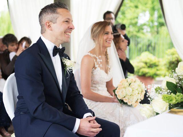 Il matrimonio di Corrado e Annalisa a Gambolò, Pavia 27