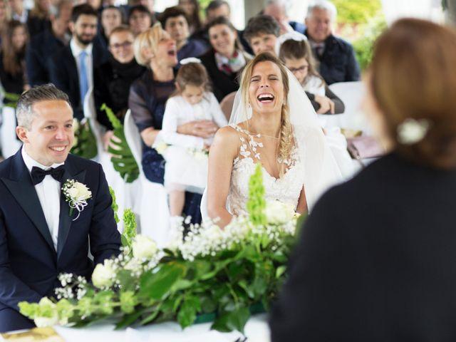 Il matrimonio di Corrado e Annalisa a Gambolò, Pavia 28