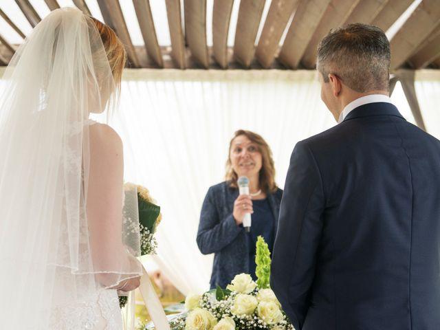 Il matrimonio di Corrado e Annalisa a Gambolò, Pavia 30