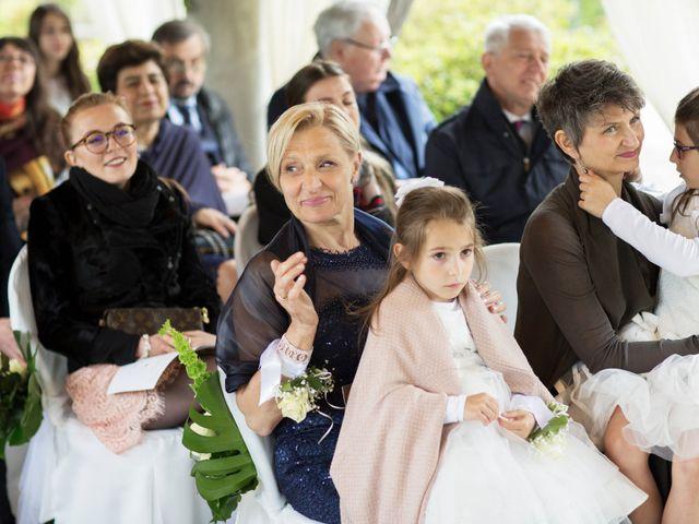 Il matrimonio di Corrado e Annalisa a Gambolò, Pavia 31
