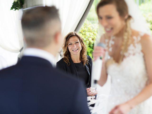 Il matrimonio di Corrado e Annalisa a Gambolò, Pavia 34