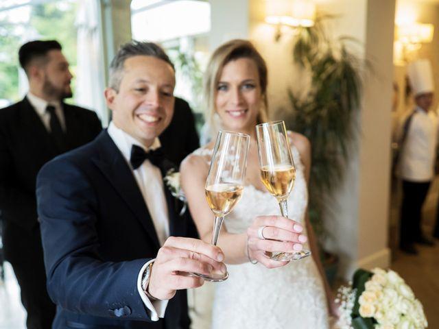 Il matrimonio di Corrado e Annalisa a Gambolò, Pavia 43