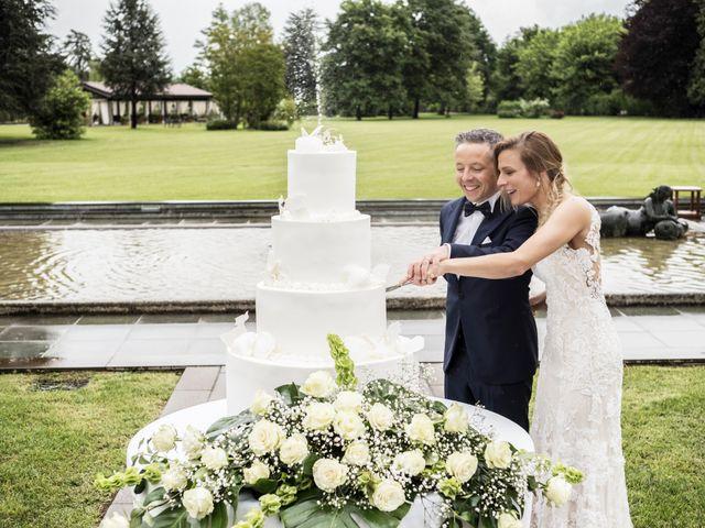 Il matrimonio di Corrado e Annalisa a Gambolò, Pavia 56