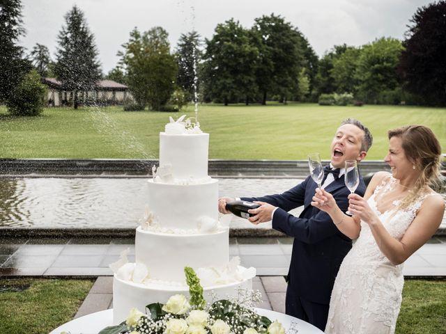 Il matrimonio di Corrado e Annalisa a Gambolò, Pavia 57
