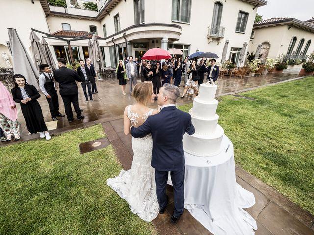 Il matrimonio di Corrado e Annalisa a Gambolò, Pavia 58