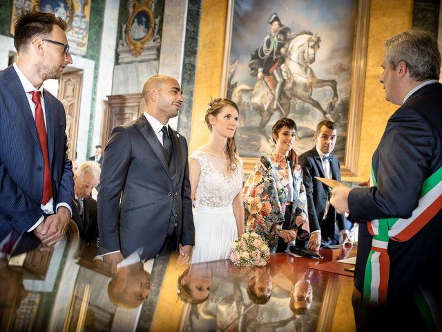 Il matrimonio di Gianluca e Monica a Cuneo, Cuneo 19