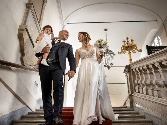 Il matrimonio di Gianluca e Monica a Cuneo, Cuneo 35