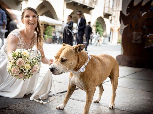 Il matrimonio di Gianluca e Monica a Cuneo, Cuneo 39