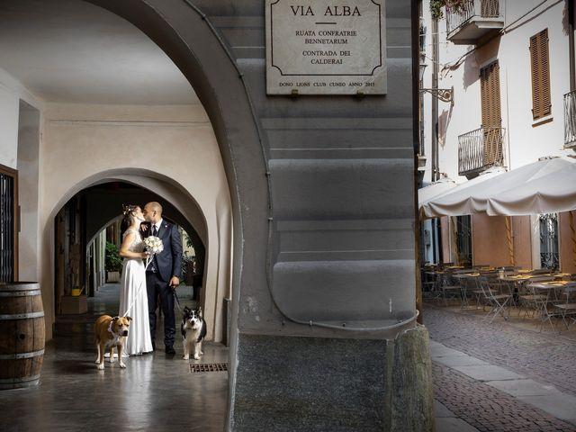 Il matrimonio di Gianluca e Monica a Cuneo, Cuneo 41