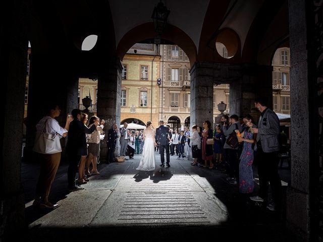 Il matrimonio di Gianluca e Monica a Cuneo, Cuneo 43