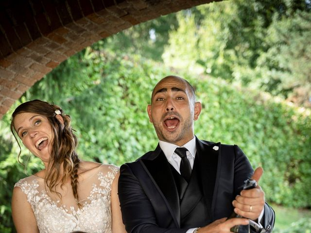 Il matrimonio di Gianluca e Monica a Cuneo, Cuneo 85