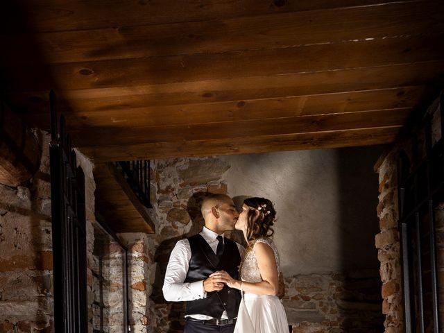 Il matrimonio di Gianluca e Monica a Cuneo, Cuneo 94