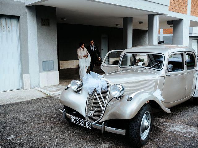 Il matrimonio di Luca e Karen a Livorno, Livorno 8