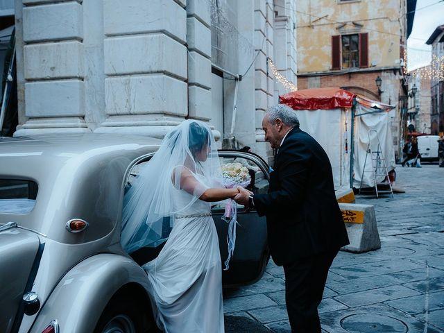 Il matrimonio di Luca e Karen a Livorno, Livorno 9