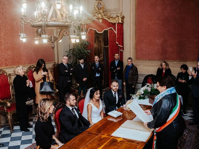Il matrimonio di Luca e Karen a Livorno, Livorno 13