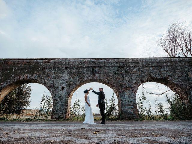 Il matrimonio di Luca e Karen a Livorno, Livorno 14