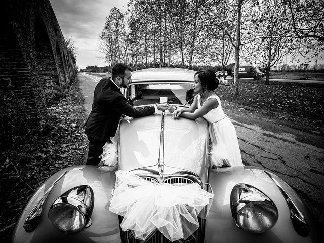 Il matrimonio di Luca e Karen a Livorno, Livorno 16