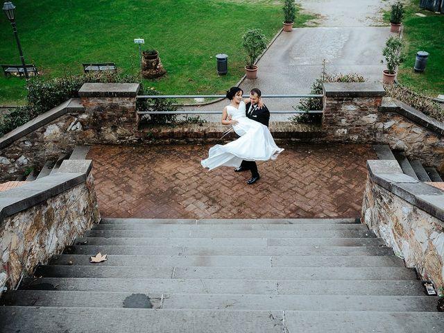 Il matrimonio di Luca e Karen a Livorno, Livorno 24