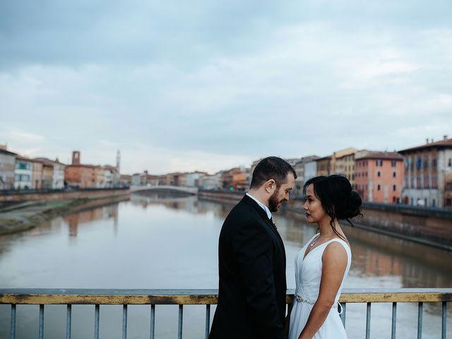 Il matrimonio di Luca e Karen a Livorno, Livorno 25