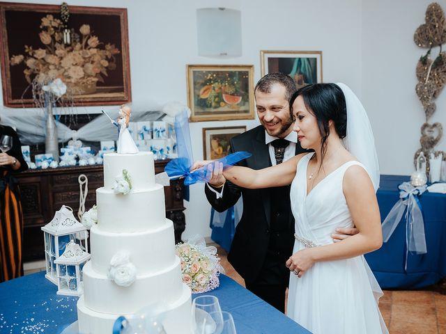 Il matrimonio di Luca e Karen a Livorno, Livorno 35