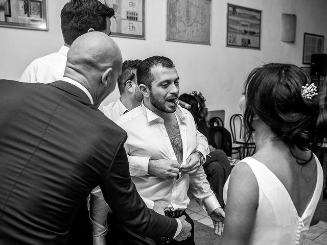 Il matrimonio di Luca e Karen a Livorno, Livorno 39