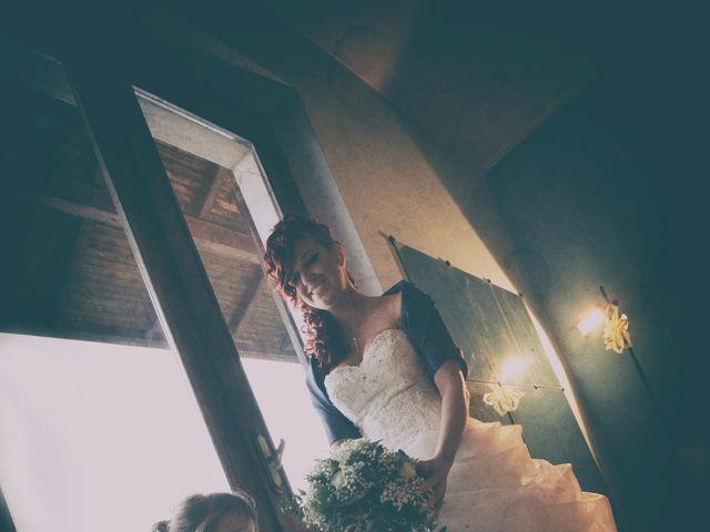 Il matrimonio di Mirco e Stefania a Castelmarte, Como 4