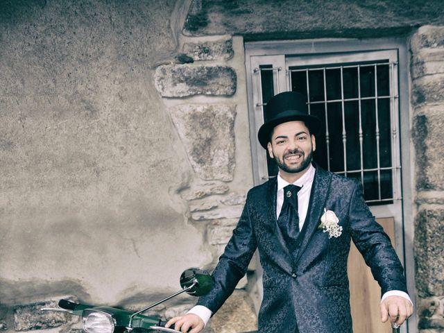 Il matrimonio di Mirco e Stefania a Castelmarte, Como 7